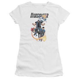 Harbinger Vertical Team Short Sleeve Junior Sheer T-Shirt