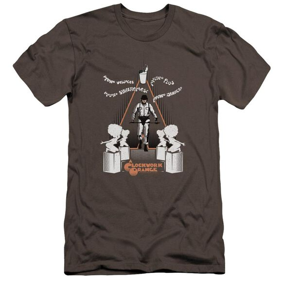 A Clockwork Orange Sharpen You Up Hbo Short Sleeve Adult T-Shirt
