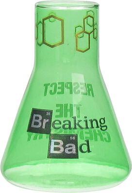 Breaking Bad Respect Your Chemistry Shot Glass