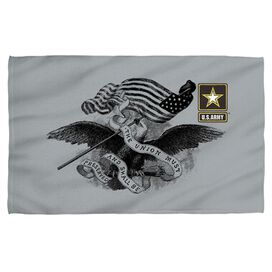 Army Union Face Hand Towel