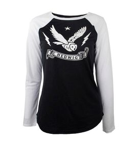 Harry Potter - Hedwig Long Sleeve Women's T-Shirt