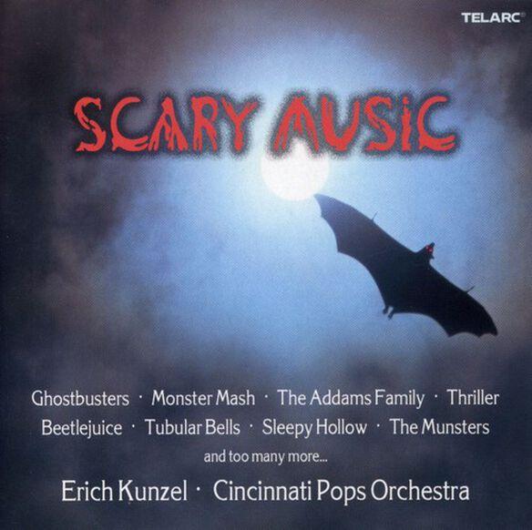 Kunzel/ Cincinnati Pops Orchestra - Scary Music