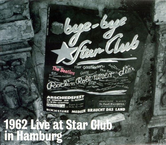 1962 Live At Star Club In