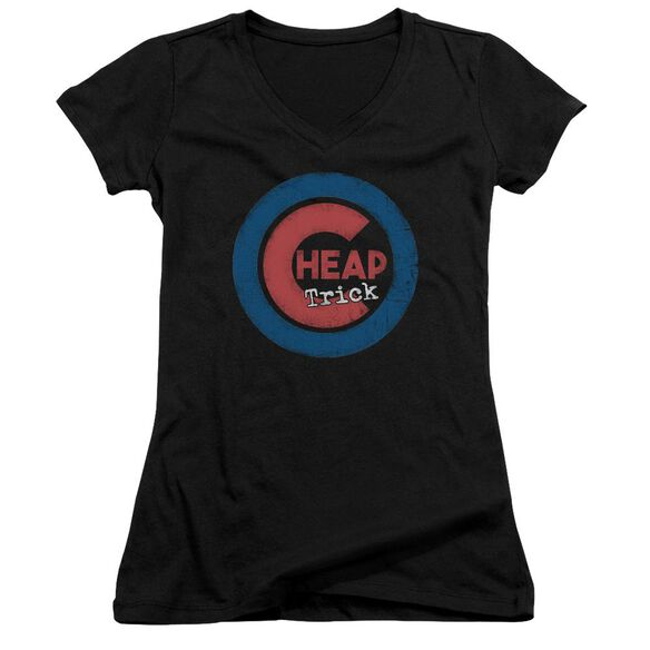 Cheap Trick Cheap Cub Junior V Neck T-Shirt