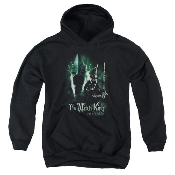 Lor Witch King Youth Pull Over Hoodie