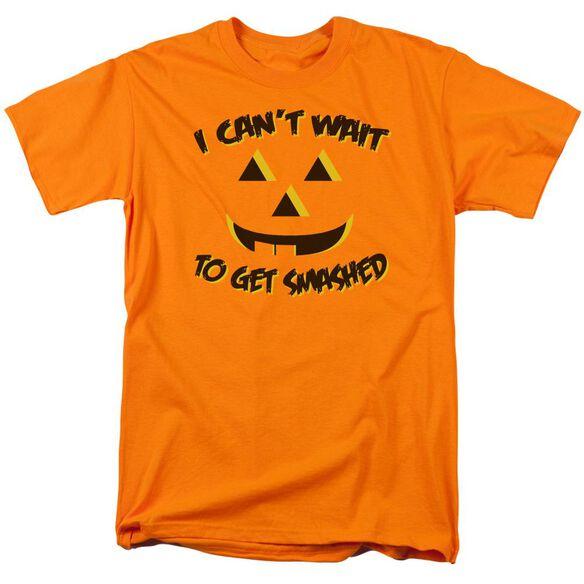 Get Smashed Short Sleeve Adult T-Shirt
