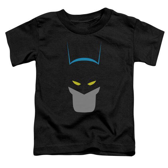 Batman Simplified Short Sleeve Toddler Tee Black Lg T-Shirt