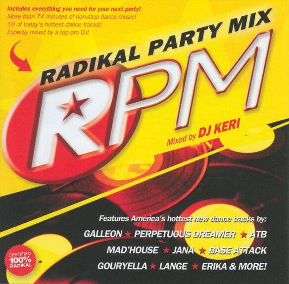 Rpm:Radikal Party Mix