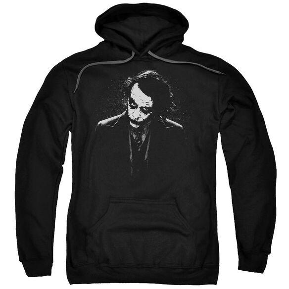 Dark Knight Dark Joker Adult Pull Over Hoodie