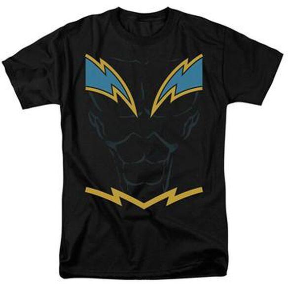 Black Lightning Uniform T-Shirt