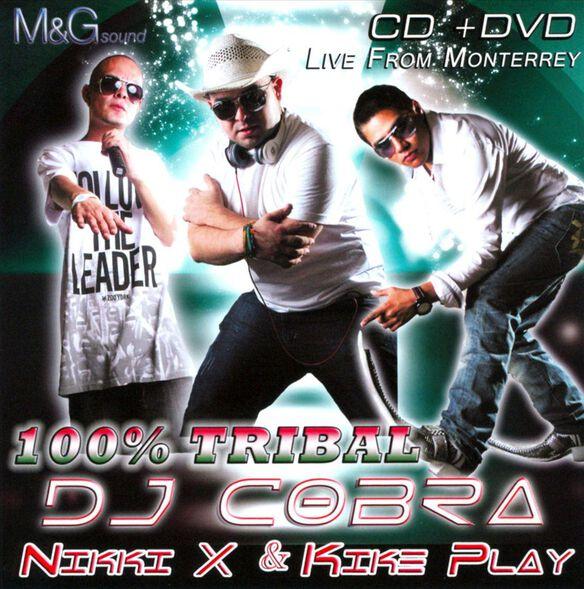 100% Tribal (Cd/Dvd) 212