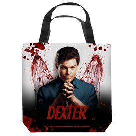 Dexter Blood Never Lies Tote