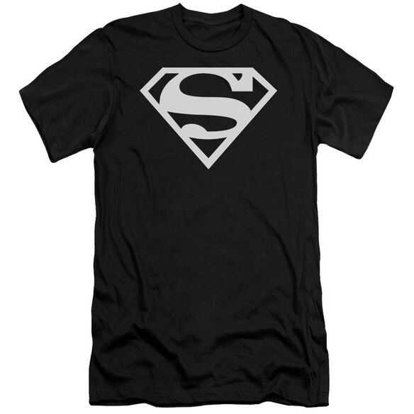 Superman Logo Short Sleeve Adult T-Shirt