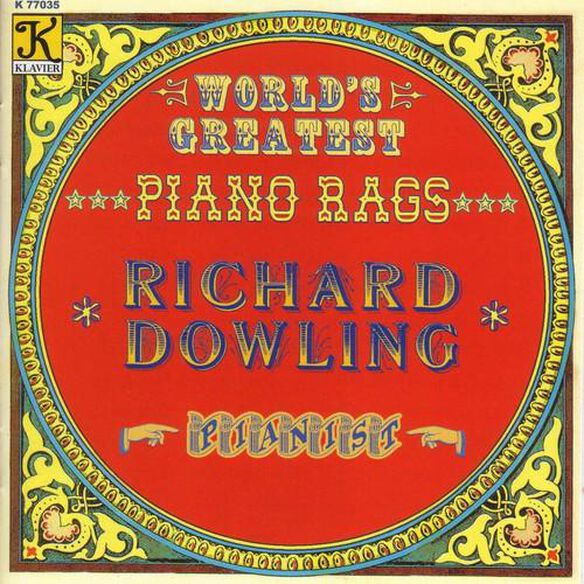 World's Greatest Piano Rags