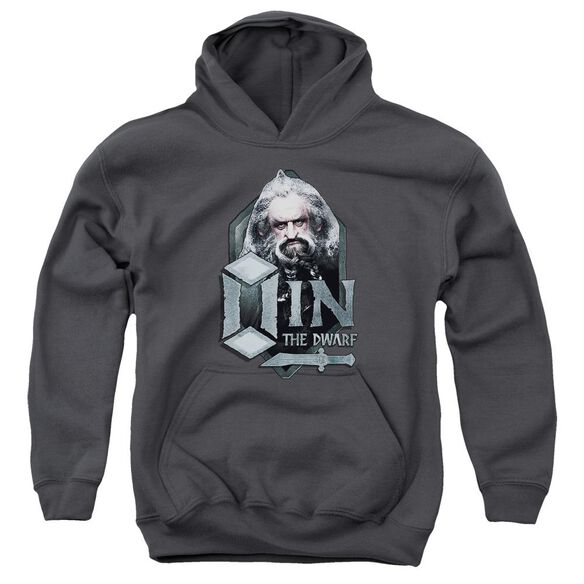 The Hobbit Oin Youth Pull Over Hoodie
