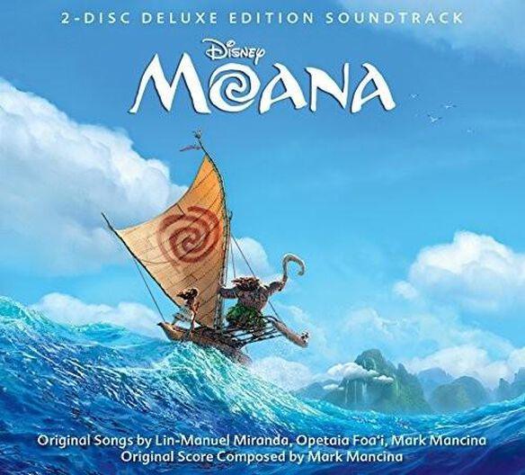 Moana / O.S.T. (Dlx)