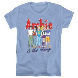 ARCHIE COMICS AND THE GANG - S/S WOMENS TEE - T-Shirt