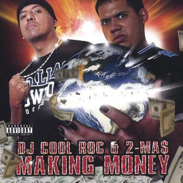 DJ Cool Roc & 2-Mas - Making Money