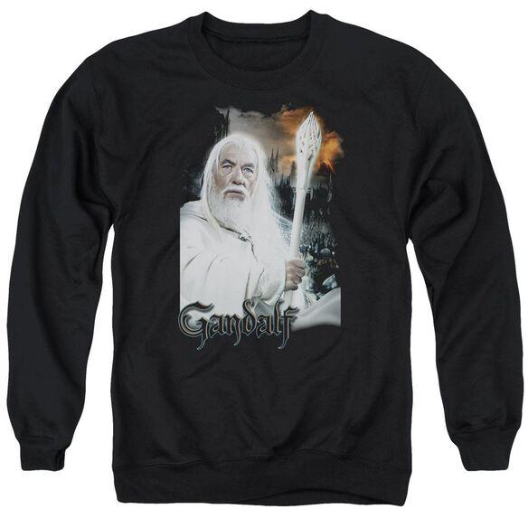 Lor Gandalf Adult Crewneck Sweatshirt