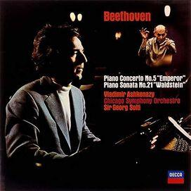 Beethoven/ Vladimir Ashkenazy - Beethoven: Concerto 5 Emperor