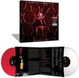 Benjamin Wallfisch - IT: Original Motion Picture Soundtrack [Exclusive Red & White Double Vinyl]
