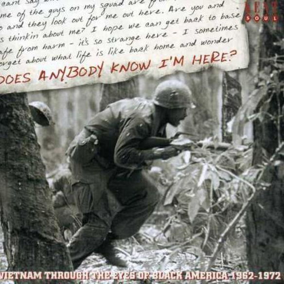 Does Anybody Know I'm Here: Vietnam Thro / Various