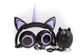 Unicorn 3-Piece Audio Gift Set [Black/Purple]