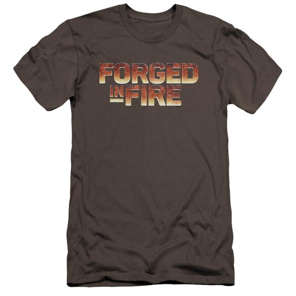 Forged In Fire Forged In Fire Logo Hbo Short Sleeve Adult T-Shirt
