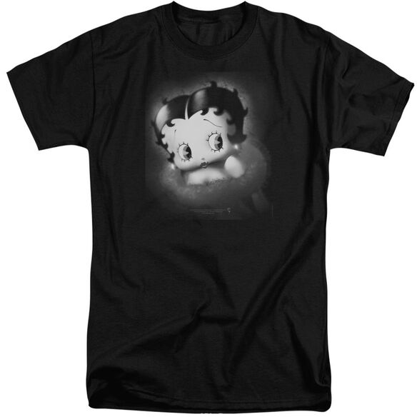 Betty Boop Vintage Star Short Sleeve Adult Tall T-Shirt
