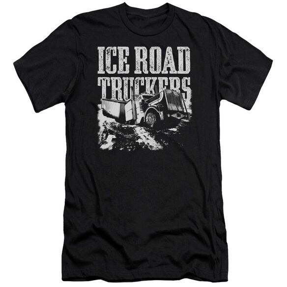 Ice Road Truckers Break The Ice Hbo Short Sleeve Adult T-Shirt