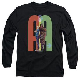 Archer & Armstrong Back To Bak Long Sleeve Adult T-Shirt
