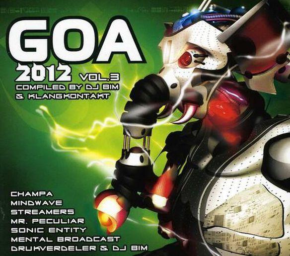 Goa 2012 - Vol. 3-Goa 2012