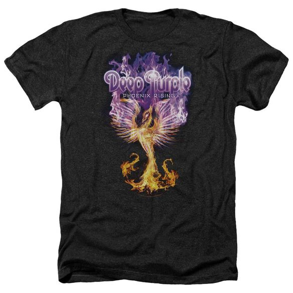 Deep Purple Phoenix Rising Adult Heather