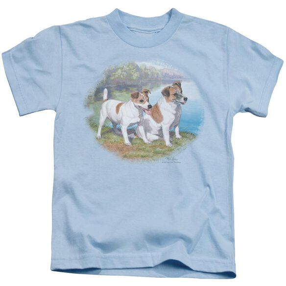 Wildlife Jack By Water Short Sleeve Juvenile Light T-Shirt