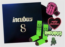 Incubus - Incubus Fan Pack