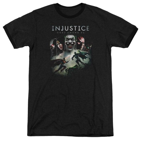 Injustice Gods Among Us Key Art Adult Heather Ringer