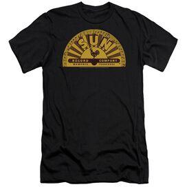 Sun Traditional Logo Short Sleeve Adult T-Shirt