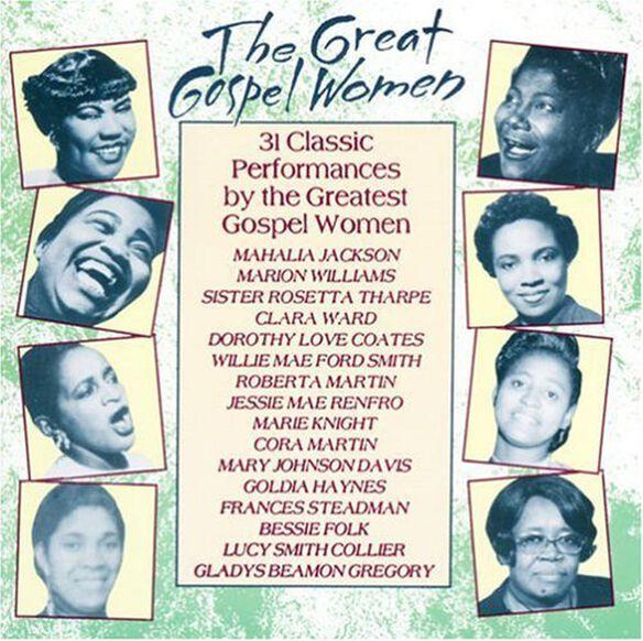 Various Artists - Great Gospel Women / Various