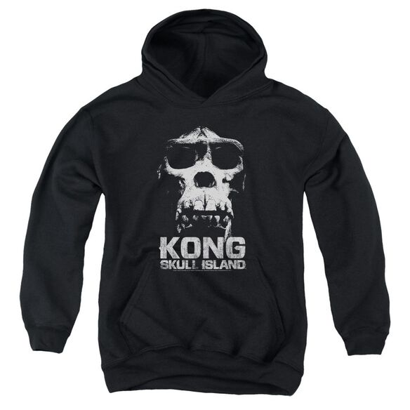Kong Skull Island Kong Skull Youth Pull Over Hoodie