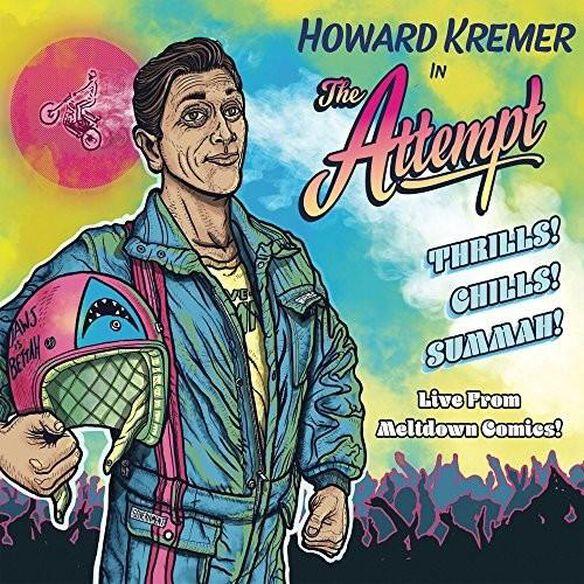 Howard Kremer - Attempt
