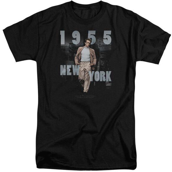 Dean New York 1955 Short Sleeve Adult Tall T-Shirt
