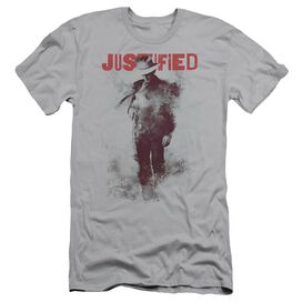 Justified Ink Washed Short Sleeve Adult T-Shirt