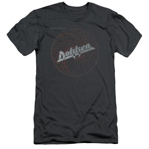 Dokken Breaking The Chains Short Sleeve Adult T-Shirt