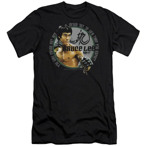 Bruce Lee Expectations Short Sleeve Adult T-Shirt
