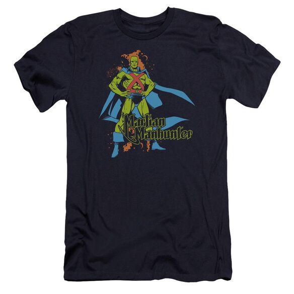 DC MARTIAN MANHUNTER-HBO S/S T-Shirt
