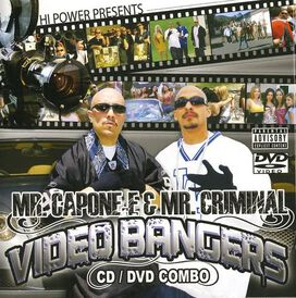 Various Artists - Mr. Capone-E and Mr. Criminal Video and Bangers, Vol. 2