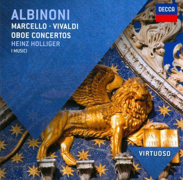 Virtuoso: Oboe Concertos Albinoni Marcello