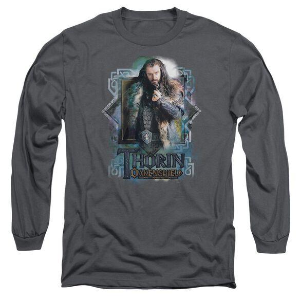 The Hobbit Thorin Oakenshield Long Sleeve Adult T-Shirt