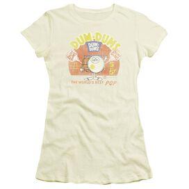 DUM DUMS BEST POP - S/S JUNIOR SHEER T-Shirt