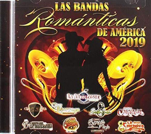 Various Artists - Las Bandas Romanticas De America 2019 (Various Artists)